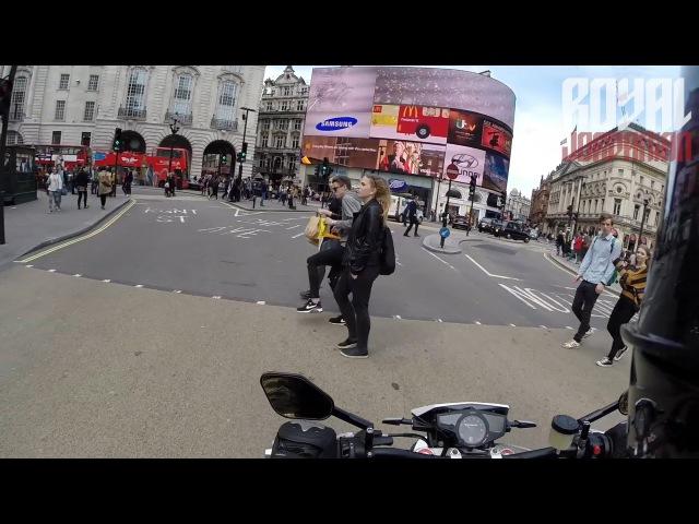 Rewind Pedestrians