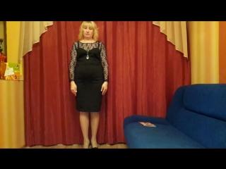 Женское синее платье avon отзывы