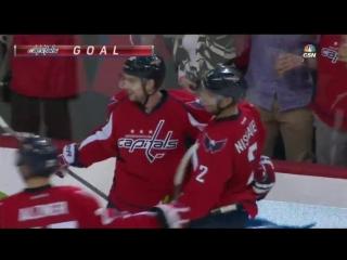 НХЛ 2015-16. 8-я шайба Кузнецова