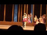 Svetlana Zakharova, Denis Rodkin - Don Quixote (Bolshoi, 06.02.16)