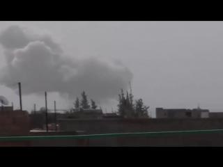 Сирия Авиация ВКС России наносит удары в провинции Хама 24_10_2015