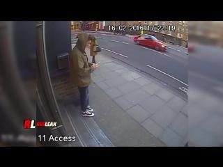 Двойной улов грабителей на скутере