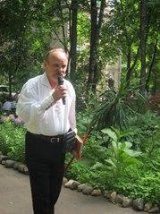 Валерий Борисов, автор и режиссер праздника