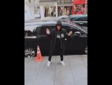 Хосок-хён, ты смотришь?Я покажу вам настоящие танцы#ЧИМИН