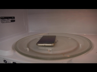 Samsung Galaxy S6 in Microwave - Will it Charge