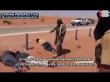 Islamic State in Iraq Execute Syrian Truck Drivers  .مية في العراق تقوم بعدم ثلاث سائقين . Расстрел людей в Сирии  ..