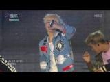 151009 BTS (방탄소년단) - Boyz with Fun (흥탄소년단) + DOPE (쩔어) @ 뮤직뱅크 Music Bank in DDP