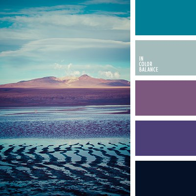 Color palettes dark blue and blue and on pinterest - Brown and violet combination ...