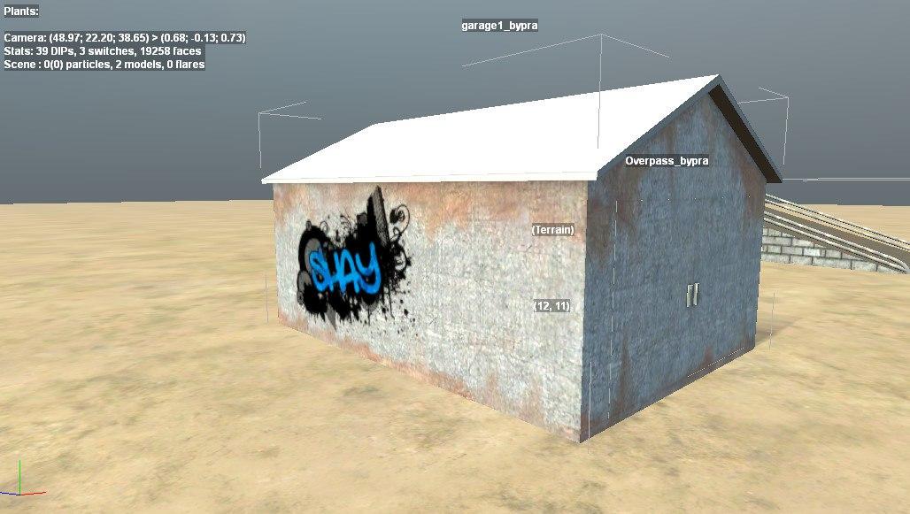Объекты для редактора карт для Spintires - Скриншот 3