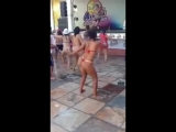 Dançando a Muriçoca!
