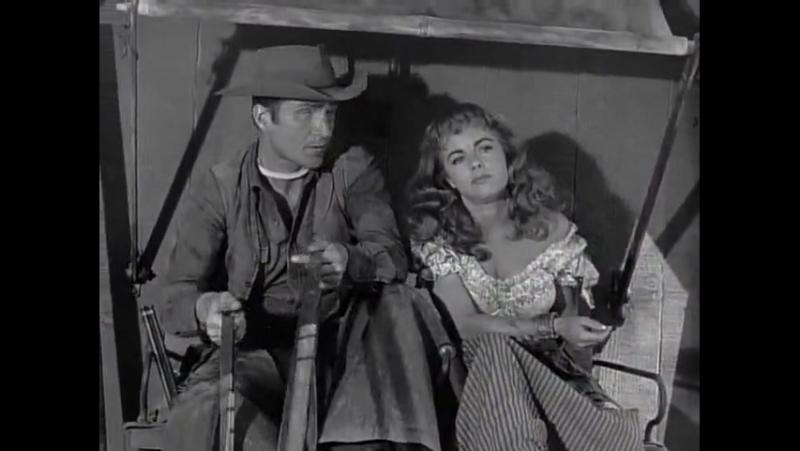 Сыромятная плеть.Случай с тюремным фургоном(Rawhide.Incident of the Tumbleweed)(1с,1959)