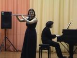 С. Прокофьев Соната для флейты и ф-но № 2 D-dur 3ч. Аndante, 4