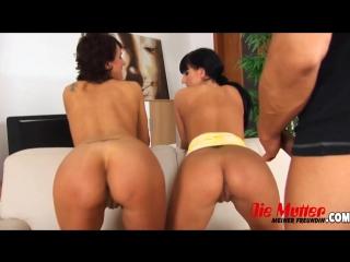 групповое порно с мамой и ее подругой фото