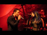 Kamelot, The Haunting (Somewhere in Time) Con Alissa White-Gluz, Santiago 06-02-2014