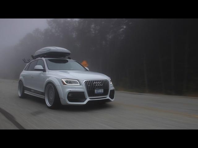 Audi Q5 Rotiform LHR 22 (PartsBoutique.ru)
