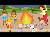 Present progressive What are you doing I'm jumping. dancing. sleeping. - Easy Dialogue for Kids