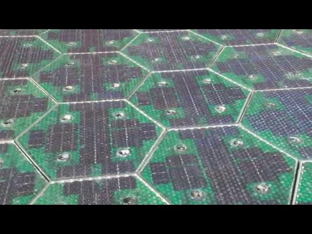 Solar Roadways Indiegogo Video