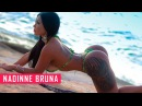 NadiNNe Bruna Brazilian Buttlift Workout for Perfect Booty | Fitness Babes