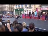 Freestyle Pokemon Crew & Red Bull BC One All Stars (Neguin, Mounir & Lilou) a Lyon