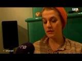 SVT PSL - Intervju med El Perro Del Mar