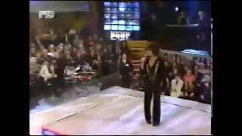 Валерий Леонтьев в программе - Музыкальный ринг , 1997 год