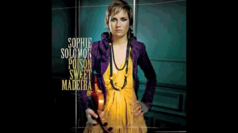 Sophie Solomon feat. Richard Hawley - Burnt by the Sun