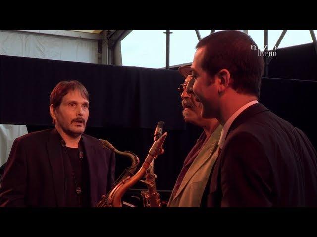 Steve Grossman: Two Tenors Quintet feat. Joe Lovano - Dinant Jazz Festival 2011
