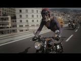 Distinguished Gentleman's Ride Genoa Italy 2014