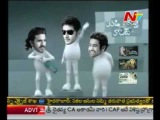 Mahesh Babu Vs Jr. NTR Vs Ram Charan - Aasala Pallaki - Just For Fun