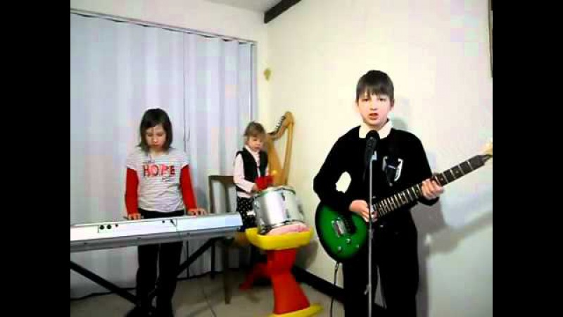 Kids Covering Their Favorite Song from Rammstein