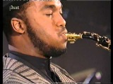 James Carter Quartet - JazzBaltica 1997 fragm.