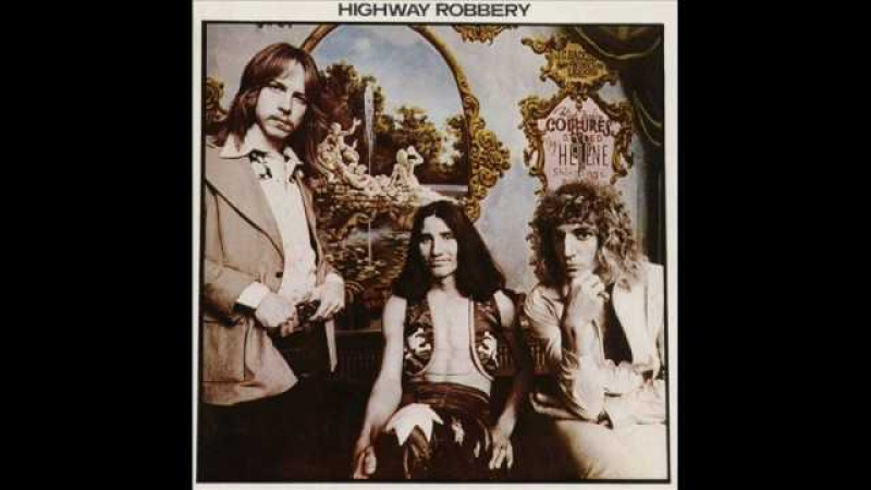 Highway Robbery - Promotion Man (1972)