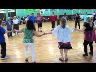 YASSAS Greek Circle Dance @ Sasha's 2013 Folk Dance Camp