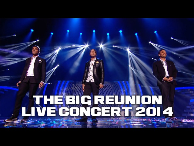 3T - WHY (THE BIG REUNION LIVE CONCERT