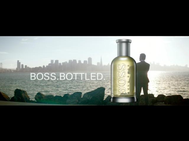 BOSS Bottled - Man of Today New Film from HUGO BOSS Fragrances