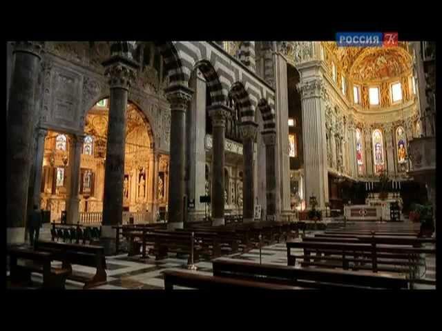 Неизвестная Европа МОЩИ ИОАННА КРЕСТИТЕЛЯ 2013