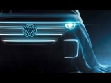 All-Electric VW Bulli Concept Teased Ahead of 2016 CES Debut