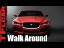 2016 Jaguar XE S Jaguar F-Pace Walk Around