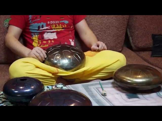 Глюкофон - волшебный музыкальный инструмент.