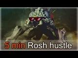 Endless Roshan hustle — VP vs VG