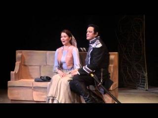 Сцена Хозе и Микаэлы из 1-го акта оперы