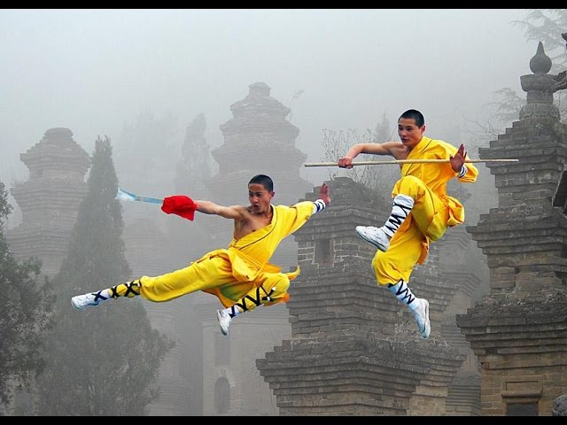 Мастер кунг фу: Монахи шаолинь: Искусство боя