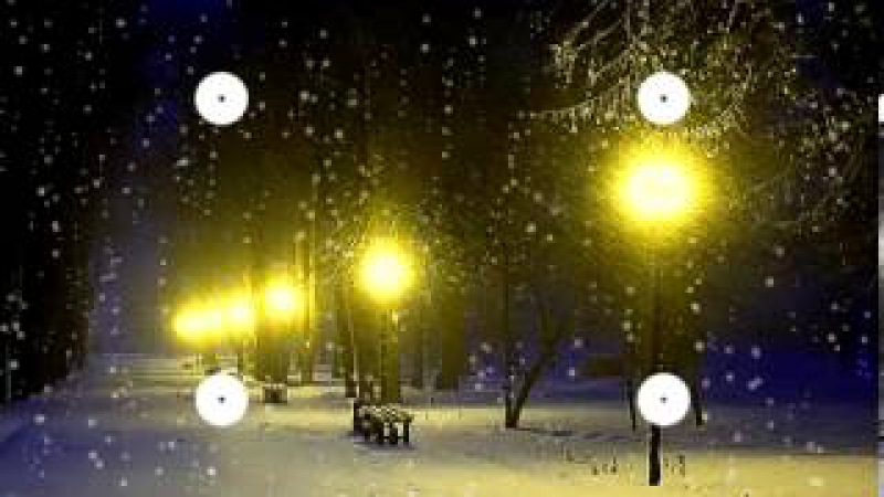 Волшебная музыка зимы.