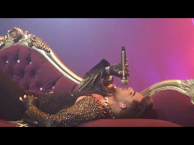 Queen Adam Lambert KILLER QUEEN Detroit (Auburn Hills)