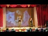 Наши гости Миша Зайцев и Павел Каверин с песней НЕ МОЛЧИ...ученики Константина Ерлыченко
