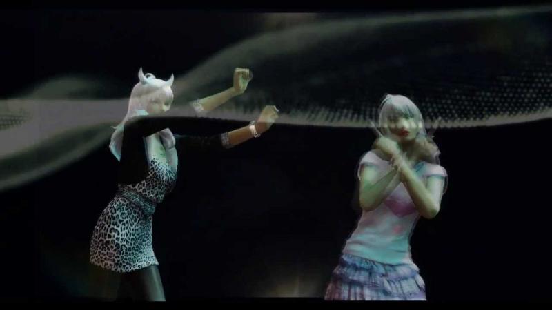 Aion Dance. Karmin - Hello [Video effect 2]