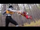 Могучие Рейнджеры Дино Супер Заряд(1-Й Отрывок Из 5 Серии,На Английском Языке)