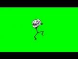 Танцующий троль (мем) [GREEN SCREEN]