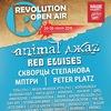 REVOLUTION OPEN AIR 2015   24-26 июля   ВОЛХОВ М
