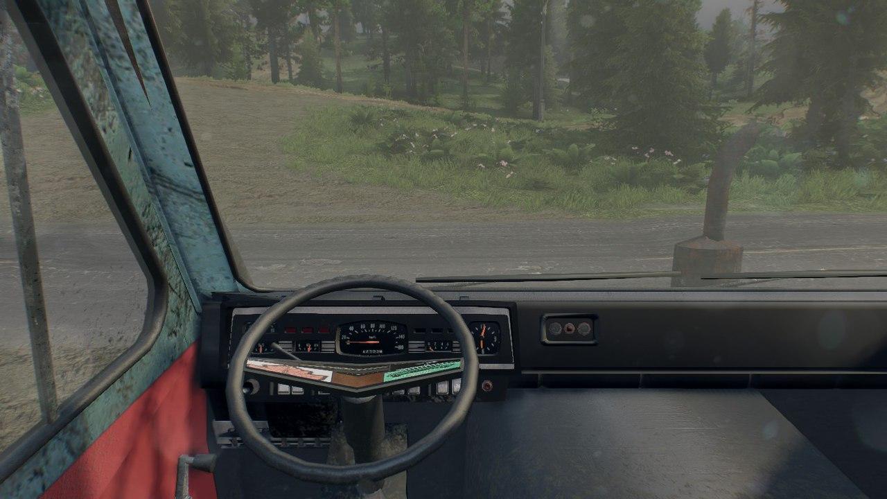 """РАФ-2203 """"Леший"""" для Spintires - Скриншот 2"""